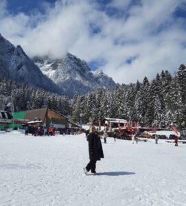 Zăpada,  o fascinație plină de licăr